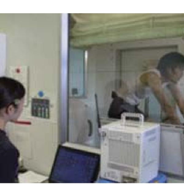ヒューマンカロリメーターで実現する長期間・高精度のエネルギー代謝量測定 徳山薫平